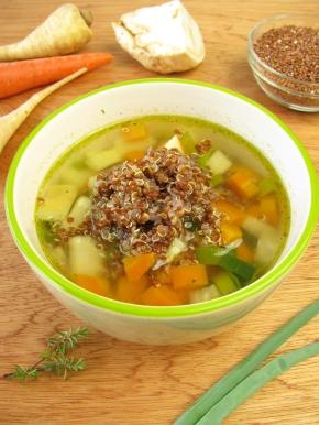 Quinoa Soup2