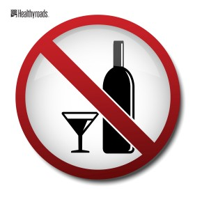 Is Alcohol Standing in Your Way 5-22-2014