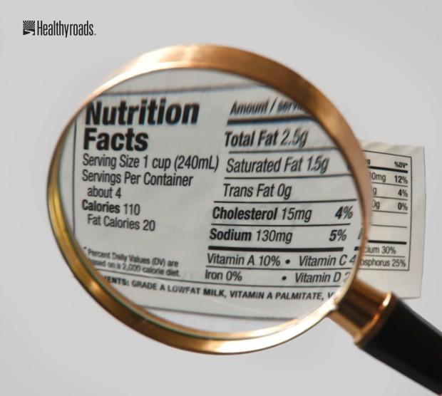 Nutrition Labels 6-3-2014