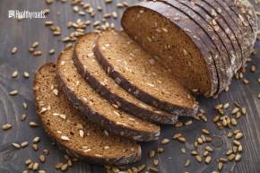 Sunflower Seed and Raisin Flaxseed Bread 6-5-2014