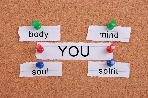You(body, mind, soul, sprit)